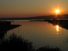 Ifi_szallo_patak_befolyas_naplemente